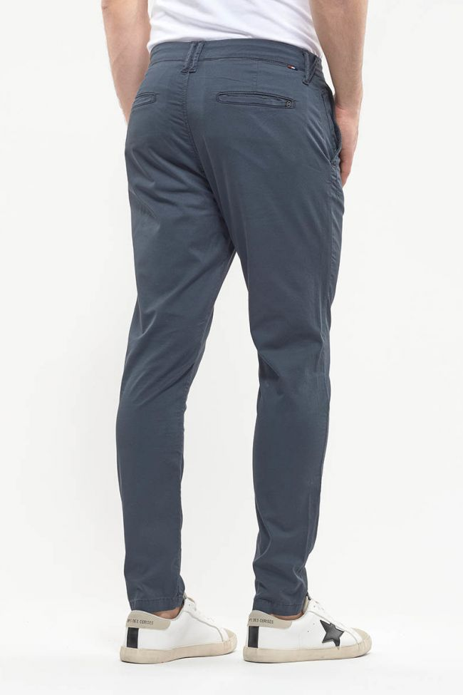 Pantalon Chino Slim Astor marine
