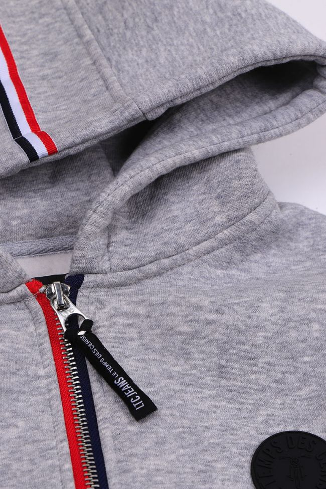 Sweat Shirt Adrianbo gris