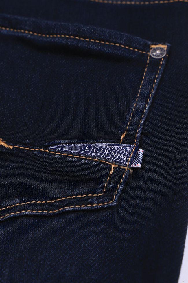 Jeans slim Blue jogg bleu-noir N°1