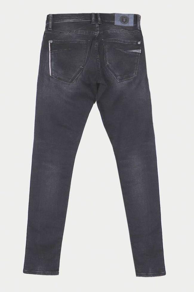 Black power slim jeans N°1