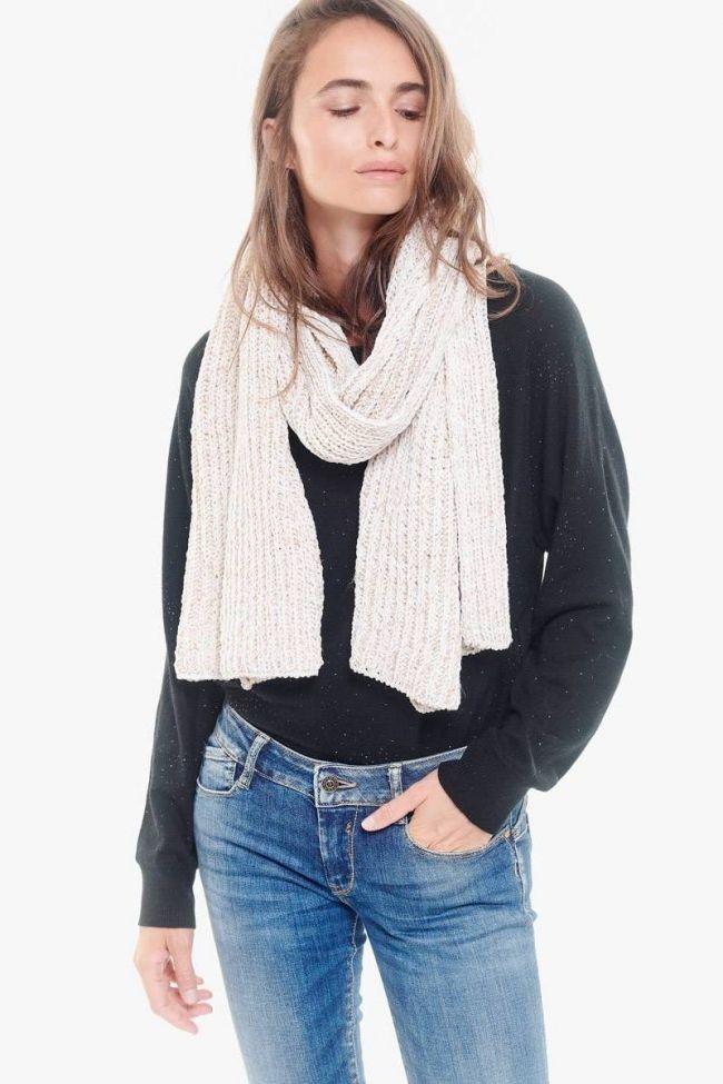 Ecru Ambrey scarf