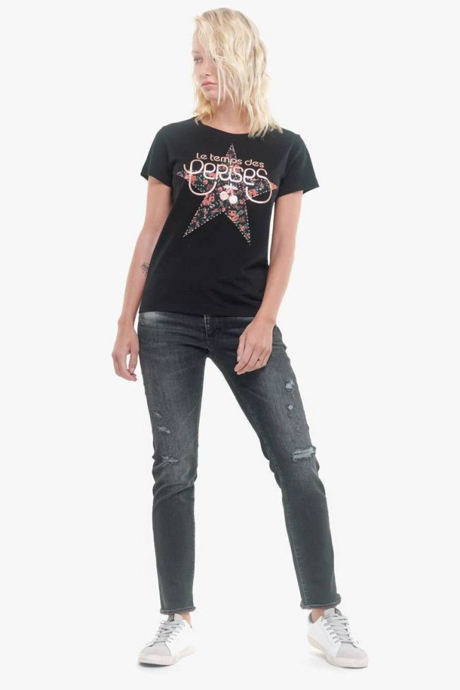 T-Shirt Amelia noir