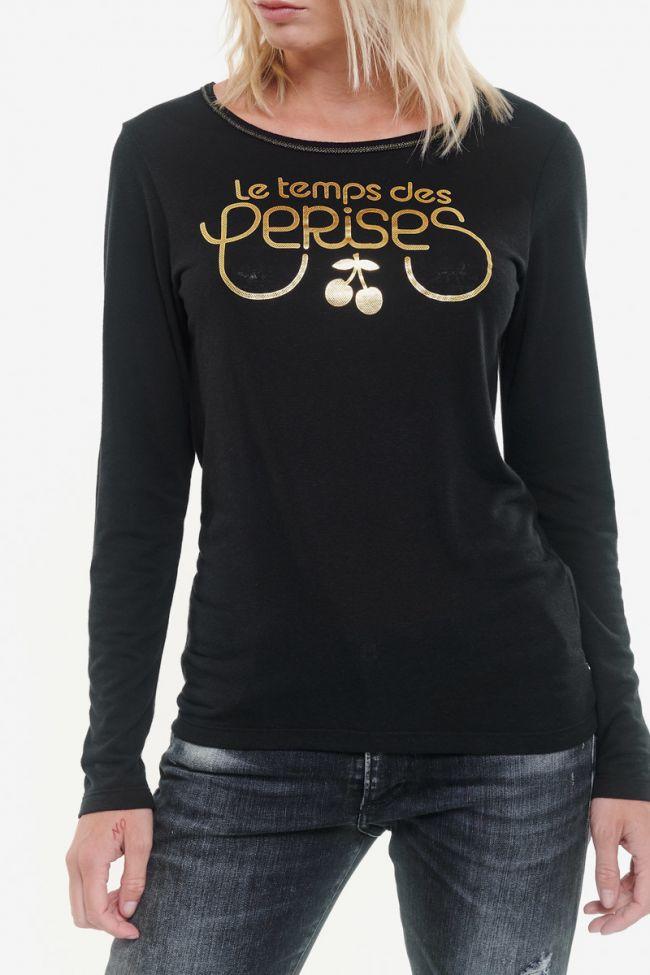 Black Basitrame t-shirt