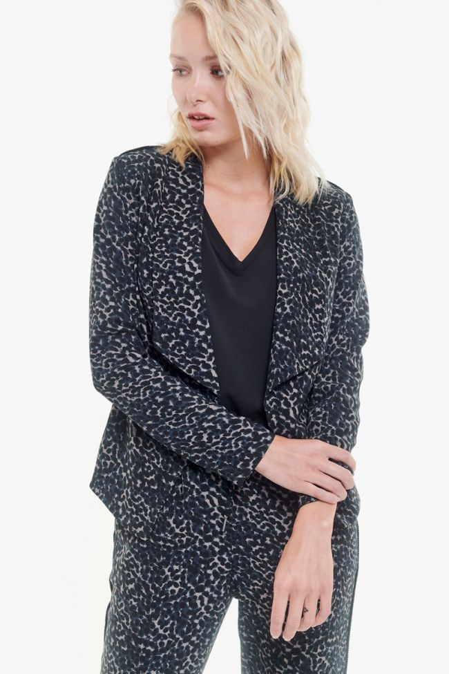 Navy Claire jacket