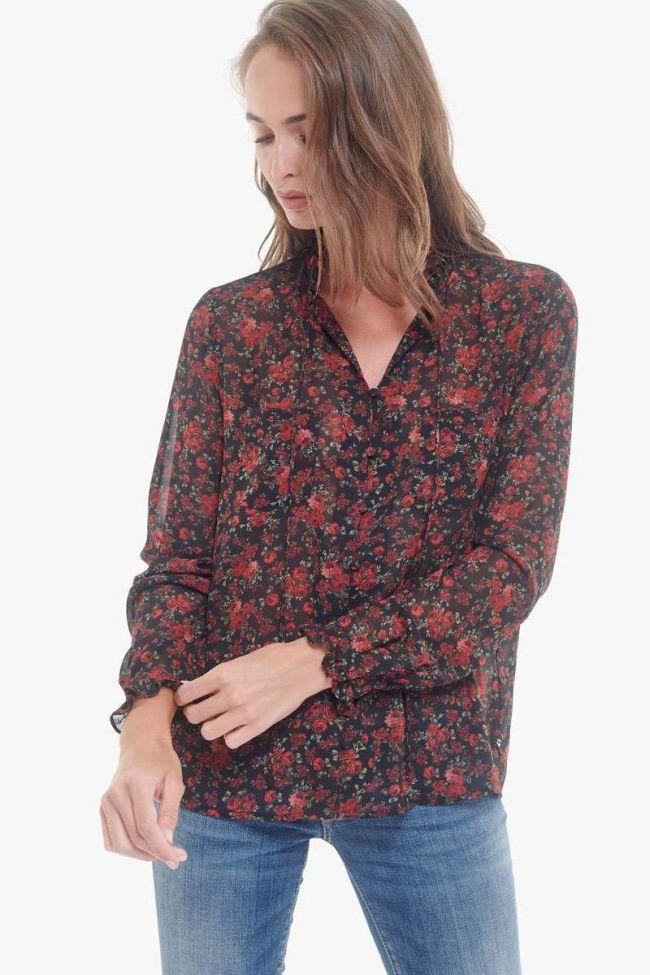 Red Clelia shirt