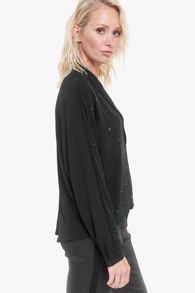 Black Djane blouse