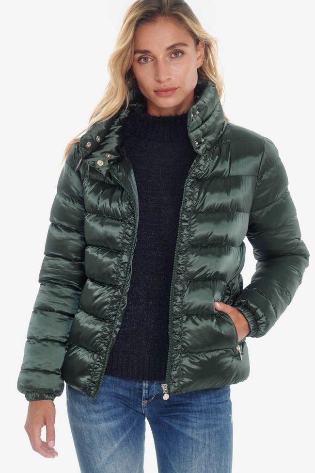 Dark green jacket Dolores