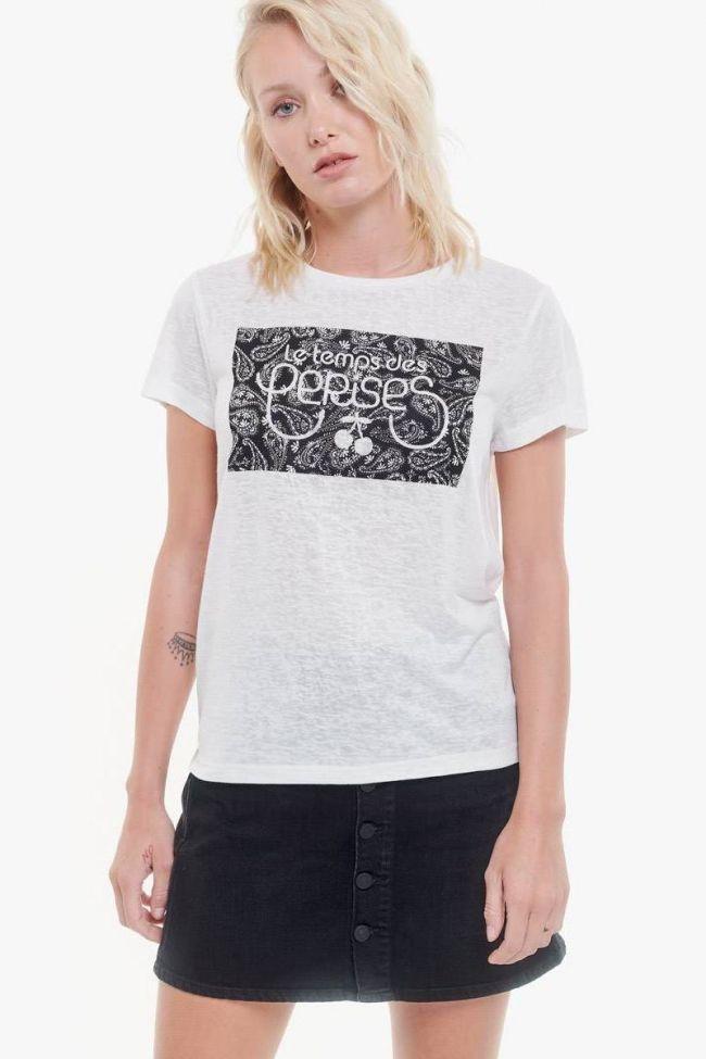 T-Shirt Emilia blanc