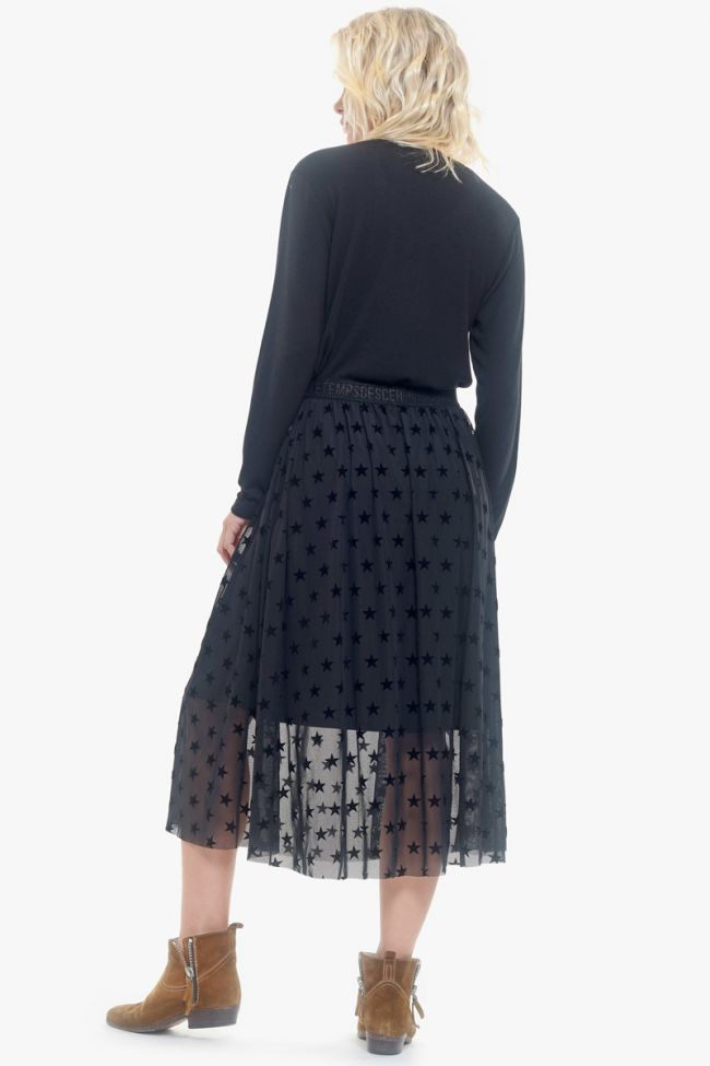 Black Ganett skirt