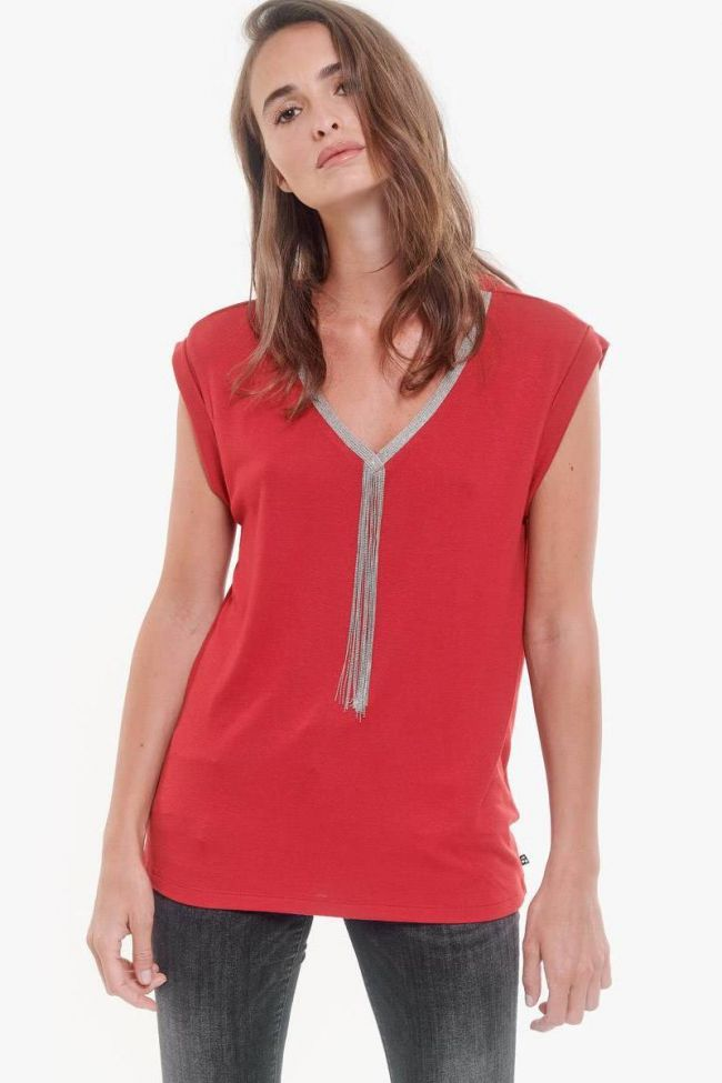 Red Kirs top
