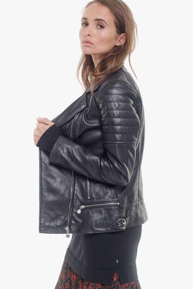 Leather jacket Lane