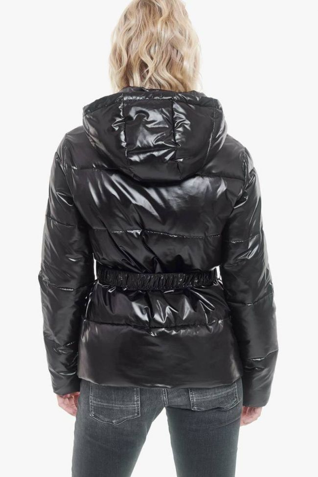 Black Leonce padded jacket