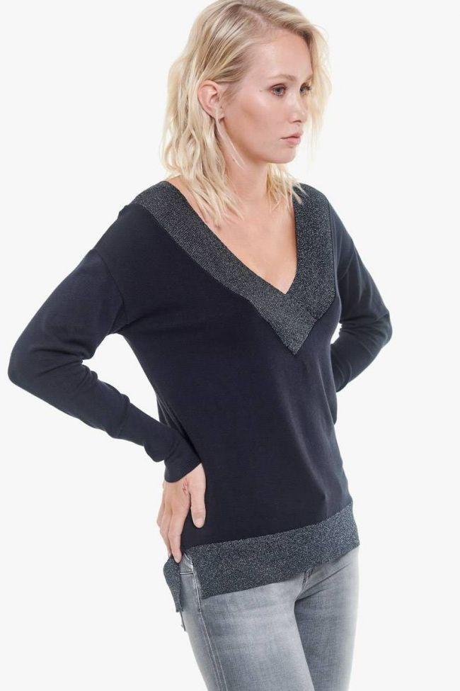 Navy Mana pullover
