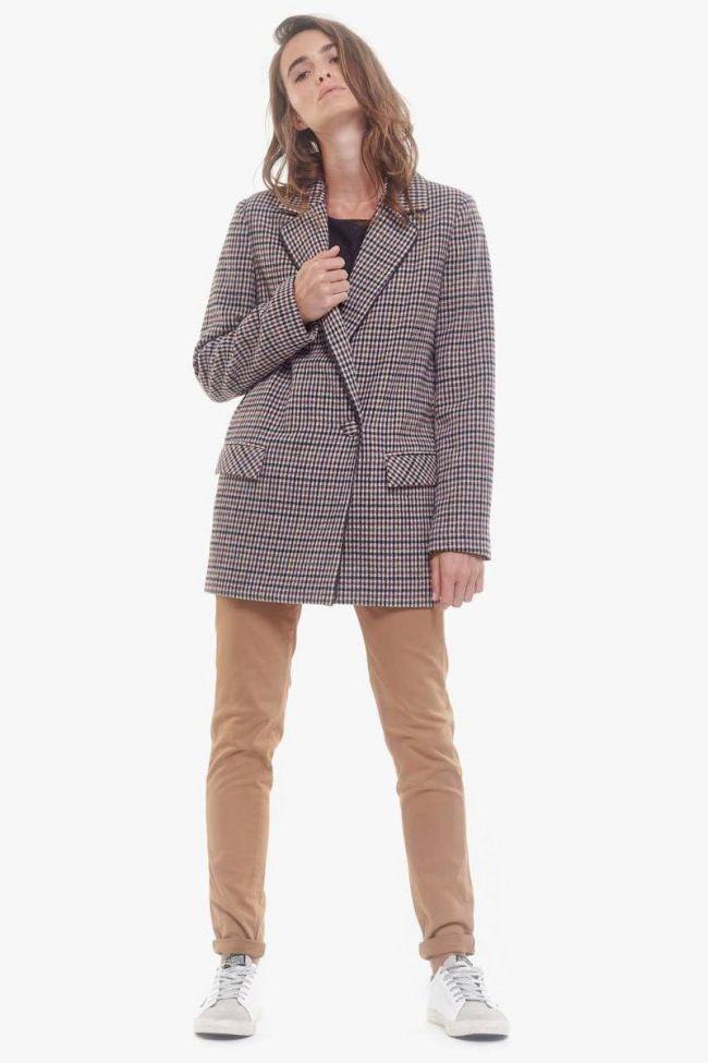 Beige Mark jacket