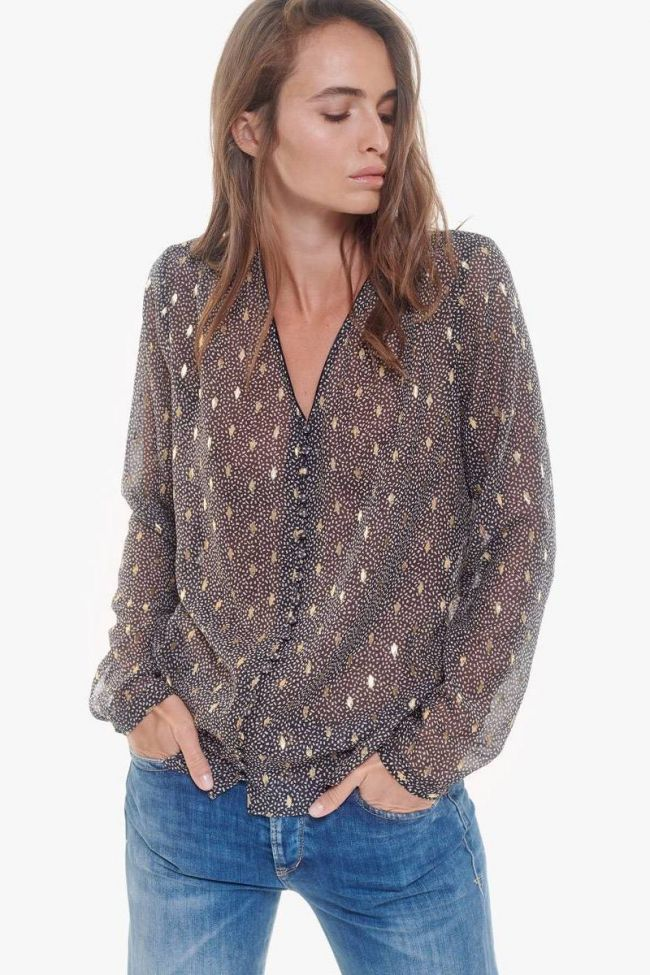 Otta grey blouse