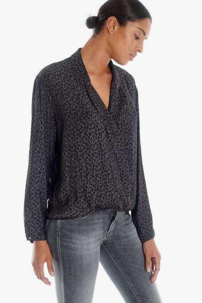 Printed Yamo blouse