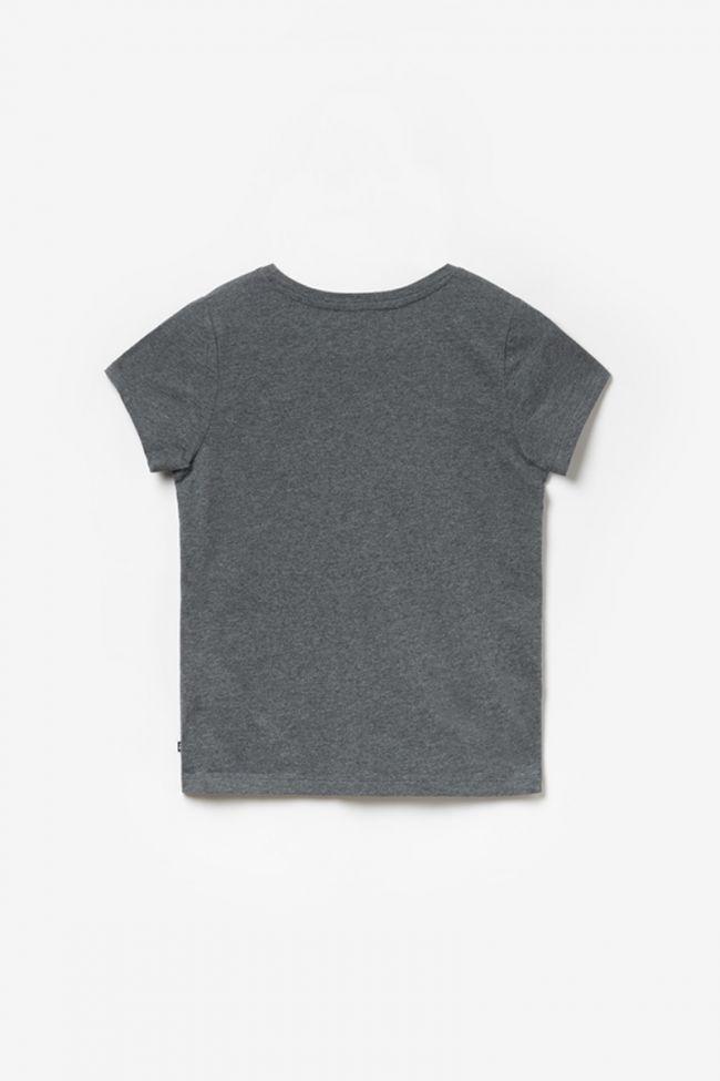 T-shirt Annalisegi gris