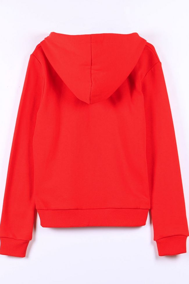 Celiagi sweatshirt red