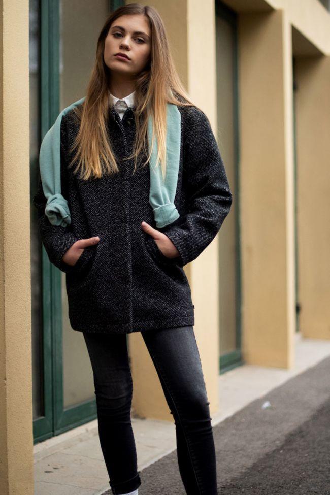 Manteau Dilangi noir