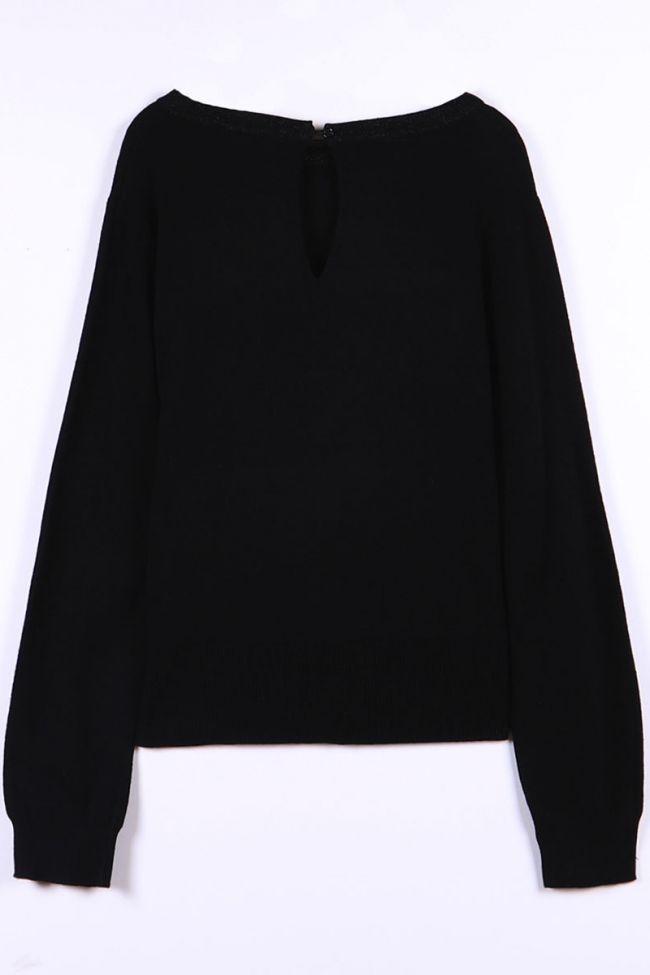 Ebonagi black pullover
