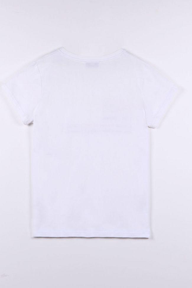 Kendragi white t-shirt