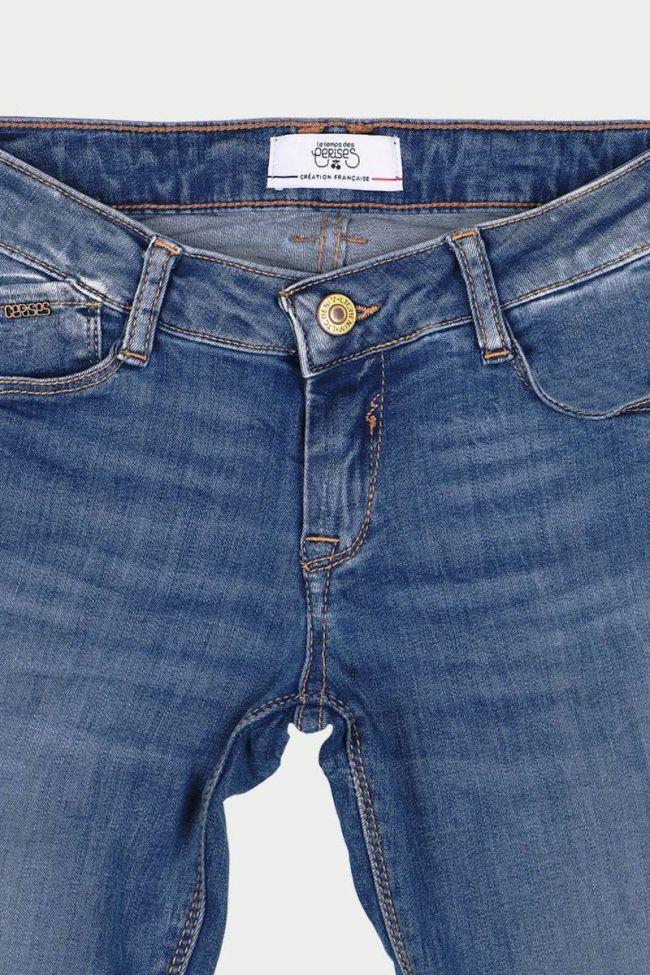 Jeans slim pulp bleu N°2