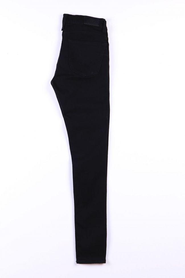 Black high waist pulp slim  jeans N°0