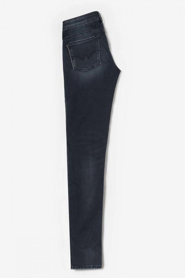 Blue-black ultra power slim jeans N°2