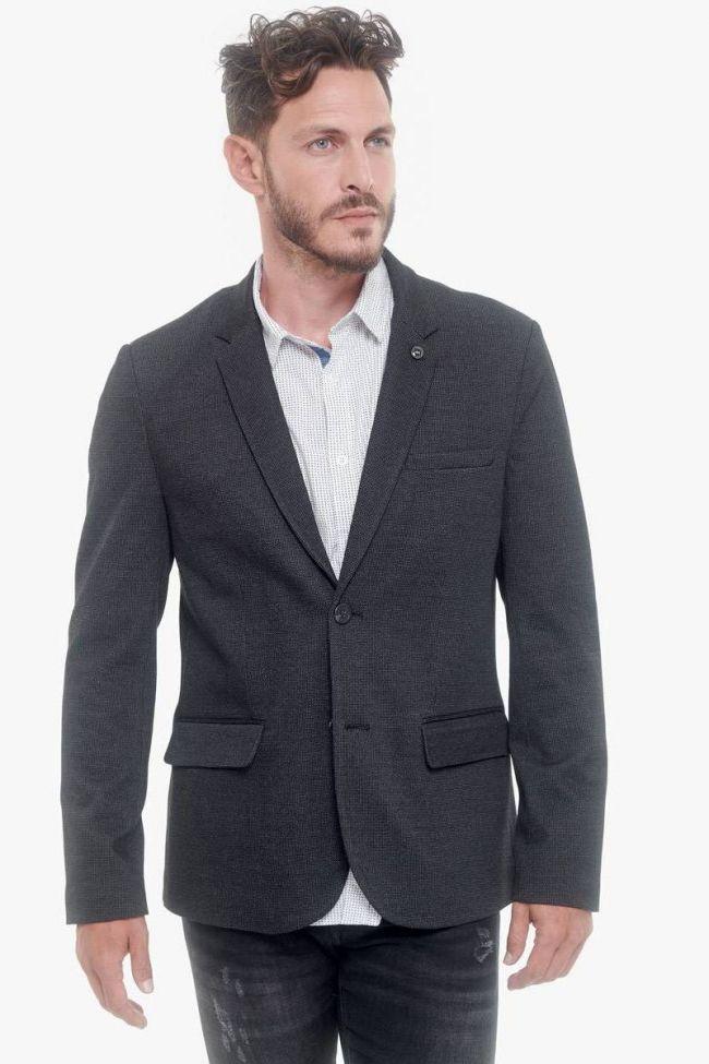 Black Davos Blazer