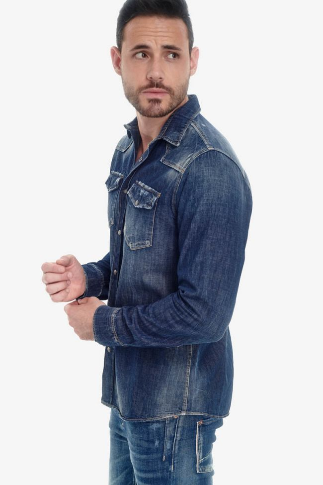 Blue jeans Juanito shirt