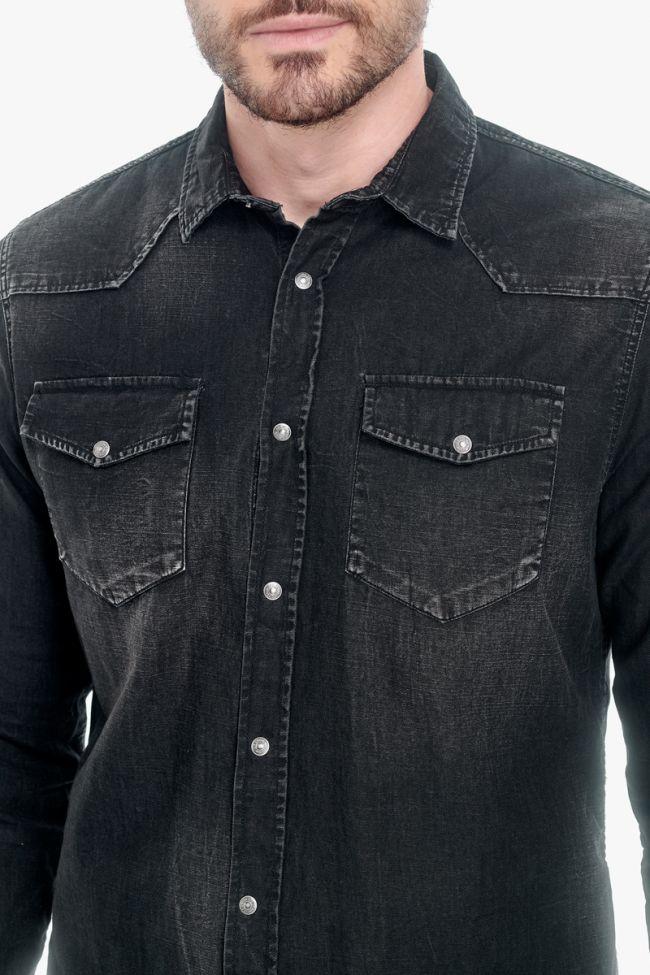 Black jeans Juanito shirt