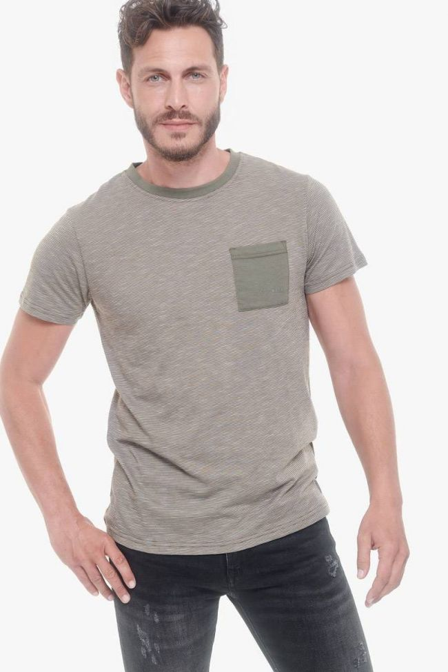 T-Shirt Pixol kaki