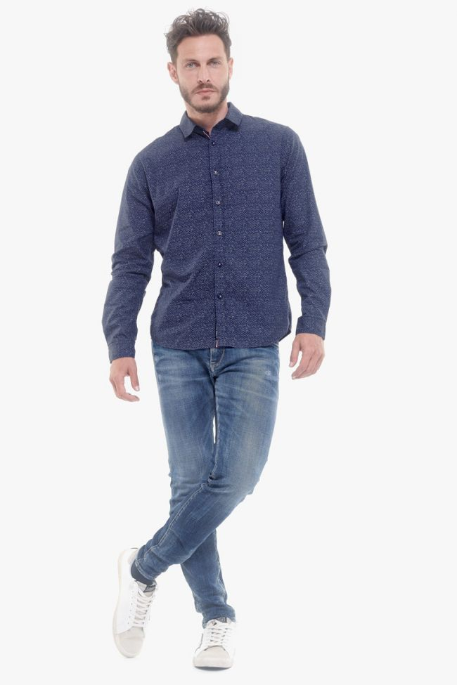Navy Smarti shirt