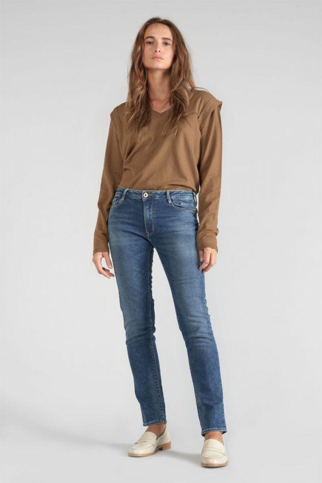 Jogg 200/43 boyfit jeans bleu N°3