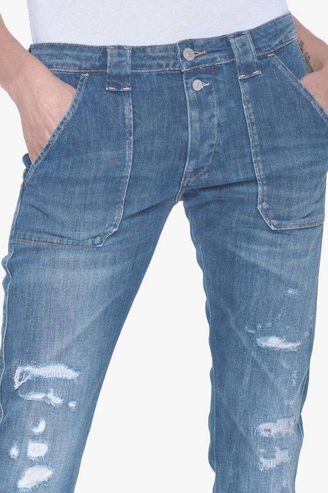 200/43 Nano boyfit jeans blue N°3