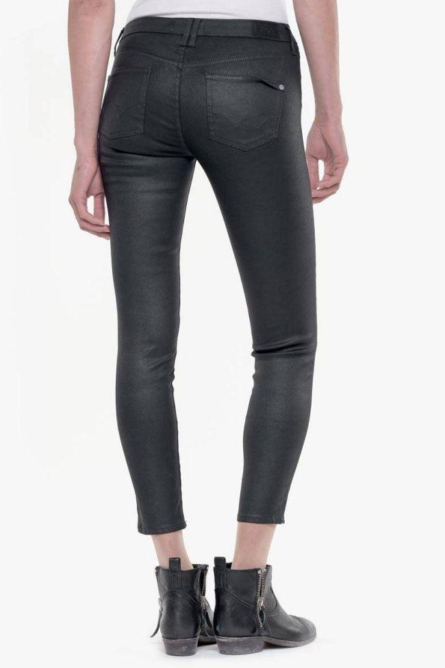 Cerf power skinny 7/8ème jeans noir N°0