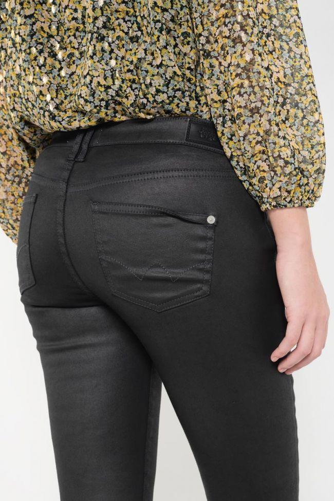 Power skinny 7/8th Cerf jeans black N°0