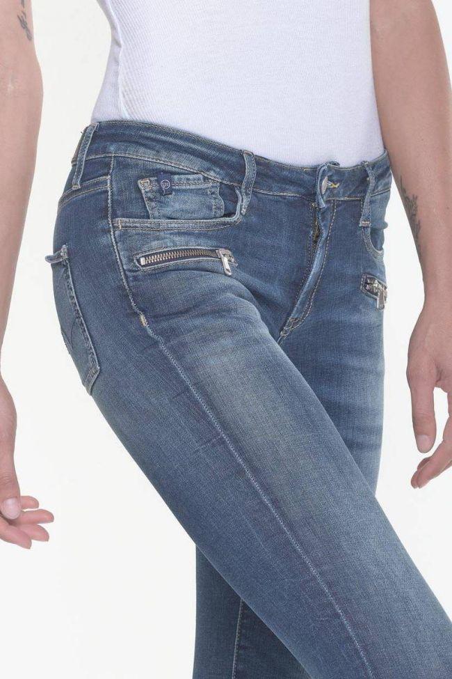 Power Skinny 7/8th Kiev Blue Jeans N°2