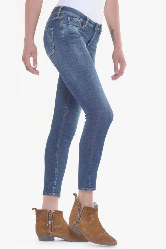 Power skinny 7/8th jeans blue  N°2