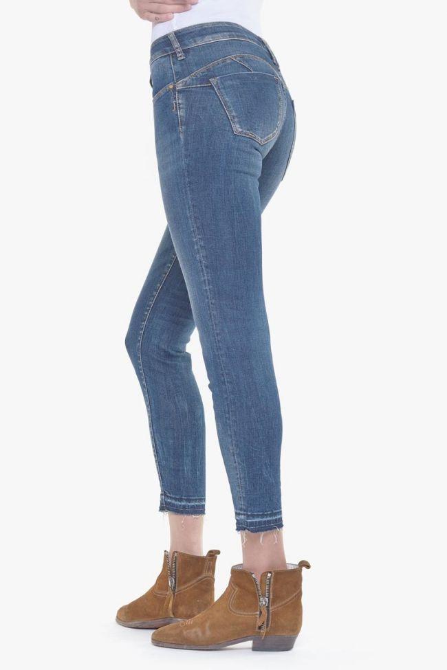 Pulp slim 7/8ème jeans bleu N°2
