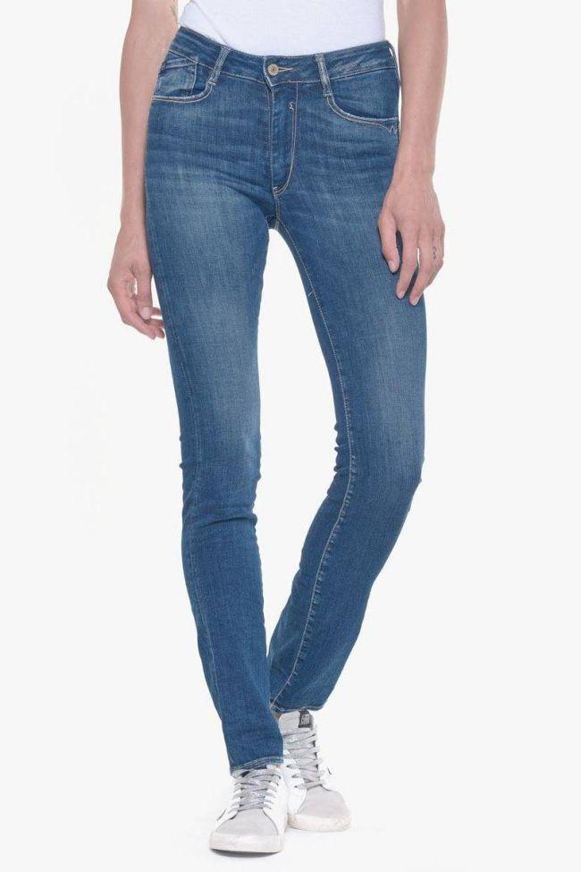Pulp regular taille haute jeans bleu N°2