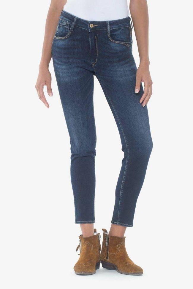 Pulp slim 7/8th high waist jeans blue  N°1