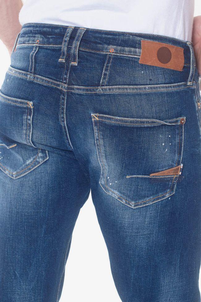 Alvaro 700/11 slim jeans bleu N°2