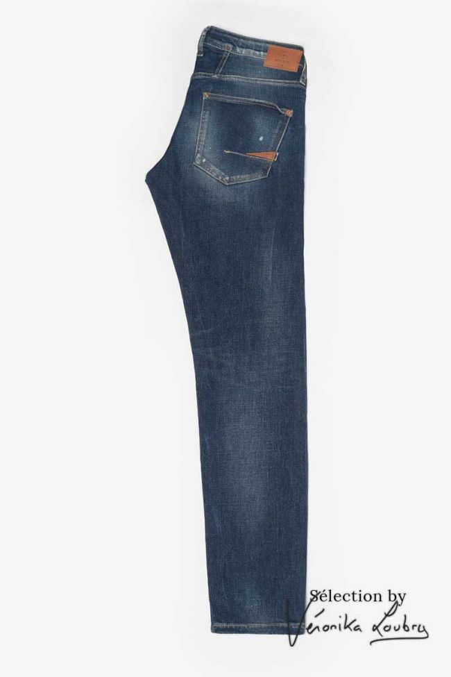Paris 700/11 slim by Véronika Loubry jeans vintage blue N°2