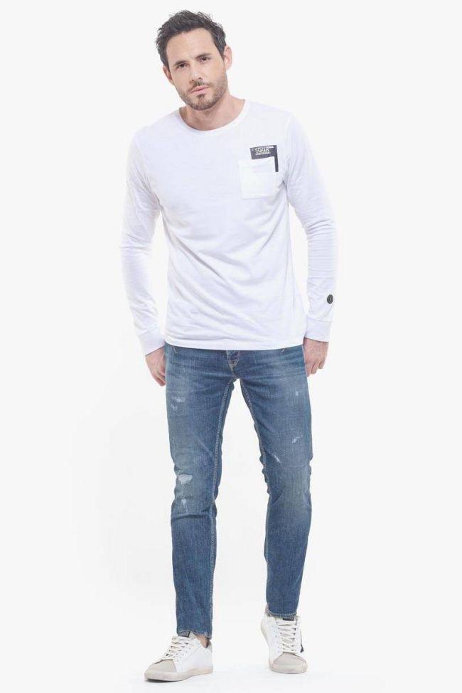 Archi 700/11 slim jeans destroy bleu N°2