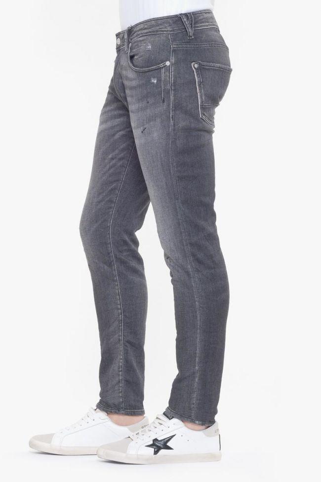 Jogg 700/11 slim jeans destroy gris N°1