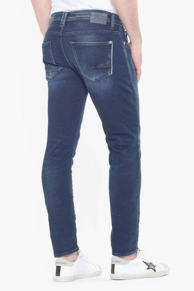 Jeans 700/11 slim Jogg destroy bleu N°1