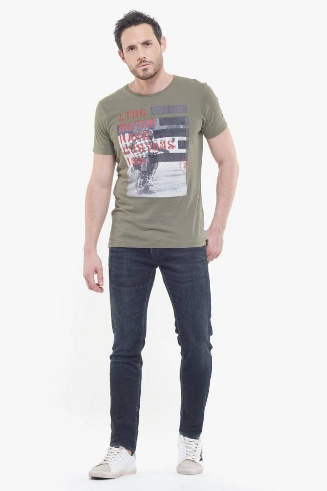 Reggi 700/11 slim jeans blue-black N°1