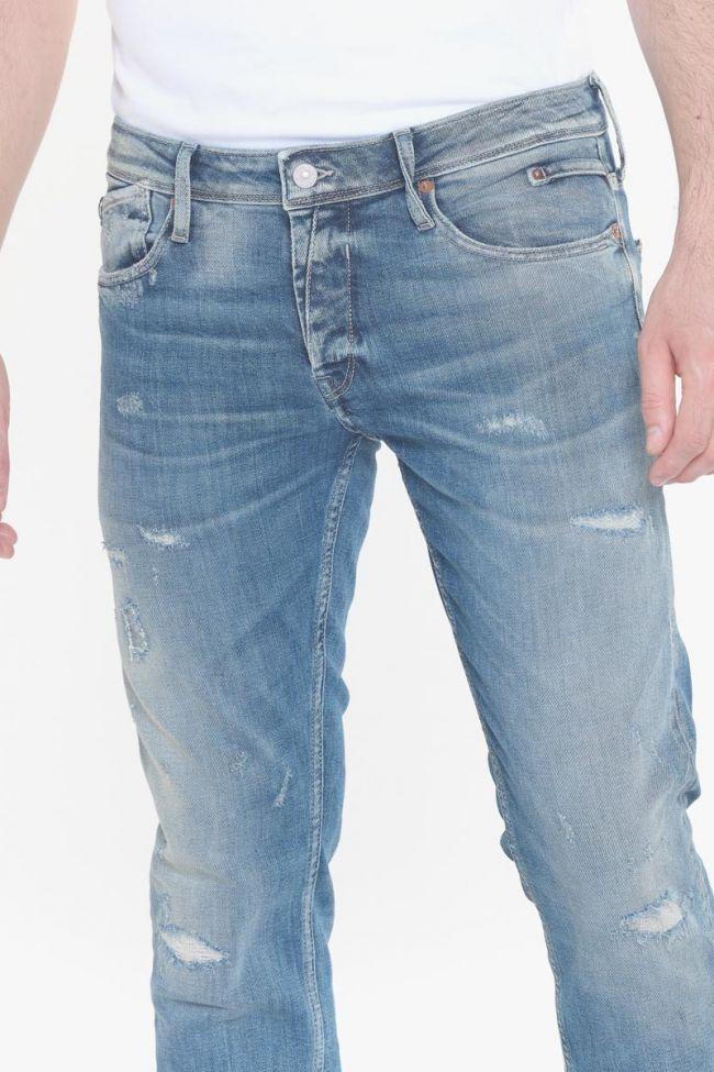 Skeet 700/11 jeans L32 destroy bleu N°4