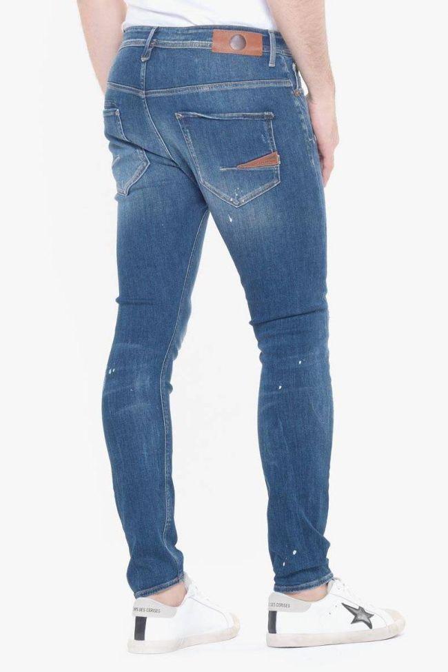 Herra 900/15 tapered jeans bleu N°3